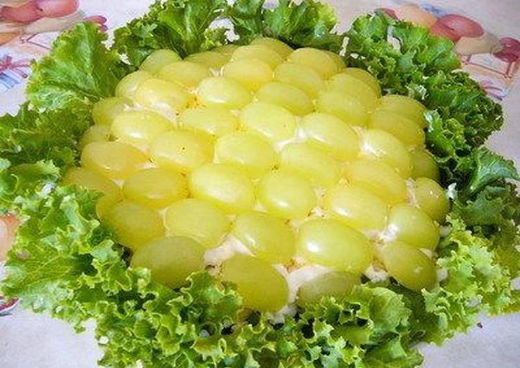 Car куриного с из Салат праздничный филе виноградом like motion pictures