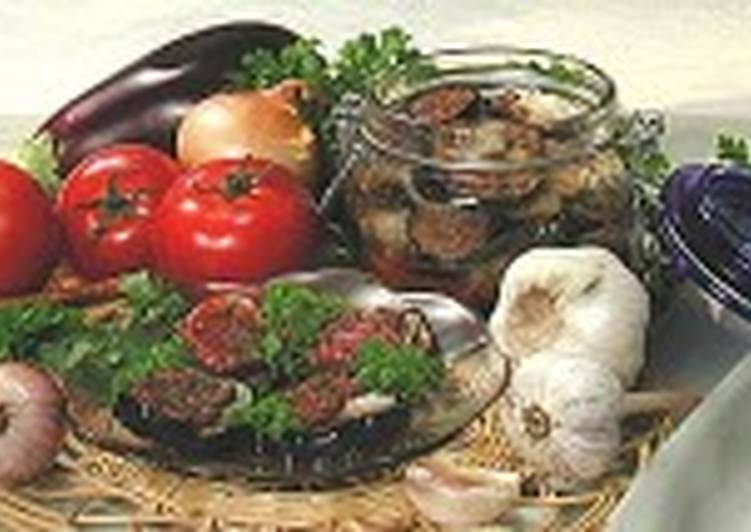 Баклажаны по-болгарски