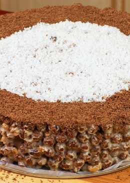 Торт Шоколадный Орешек