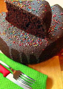 Шоколадный кекс (в мультиварке)
