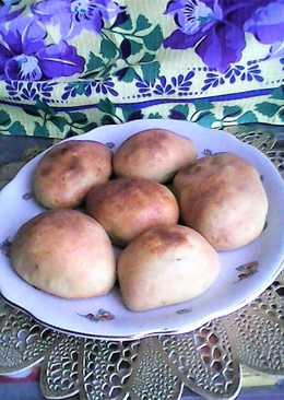 Пирожки с картофельно-овощной начинкой
