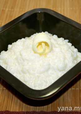 Рисовая каша на молоке в скороварке