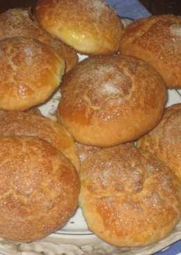 Творожные булочки (сладкие и несладкие)