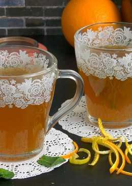Марокканский чай 🍊🍋