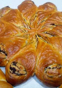 Дрожжевой пирог с маком очень долго свежий