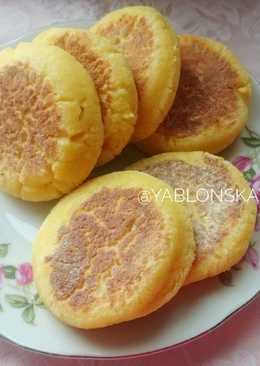 Солнечные сырники (диетические)
