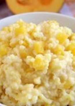 Пшенно-рисовая молочная каша «Дружба»