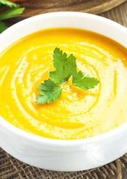 Диетический Тыквенный крем-суп очень полезный