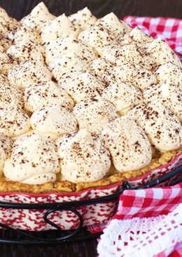 Баноффи ПАЙ - Английский десерт с бананами