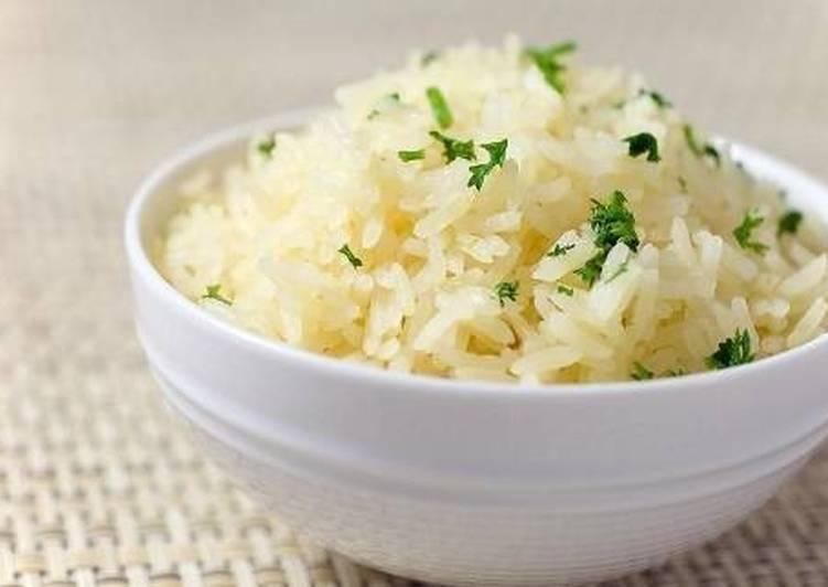 Как приготовить быстро рис