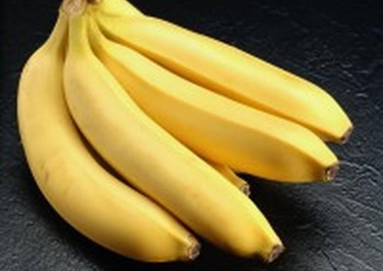 Бразильское блюдо из бананов