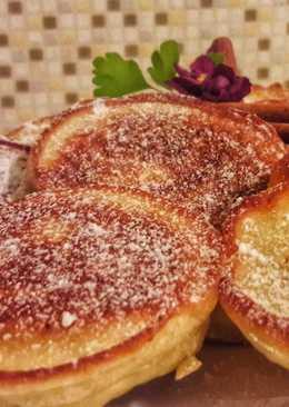 Очень вкусные банановые оладьи I Banana Pancakes/Fritters