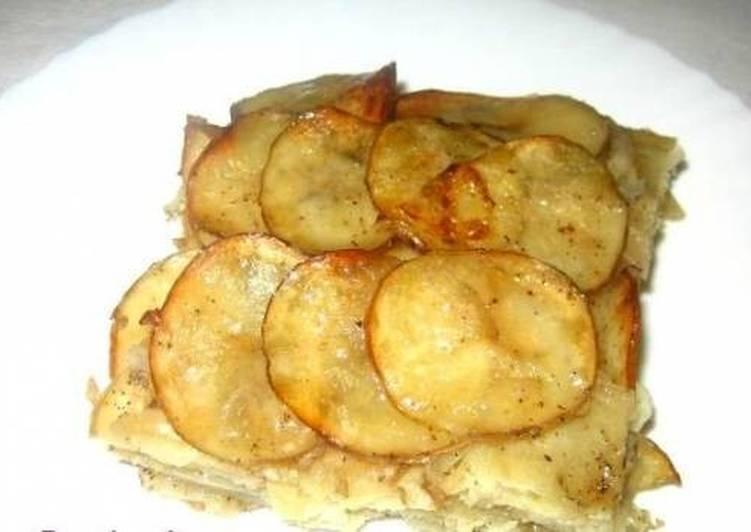 Запечь картошку ломтиками в духовке 7
