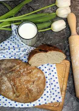 Хлеб пшенично - ржаной