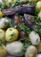 Рыба сом с картошкой очень вкусно