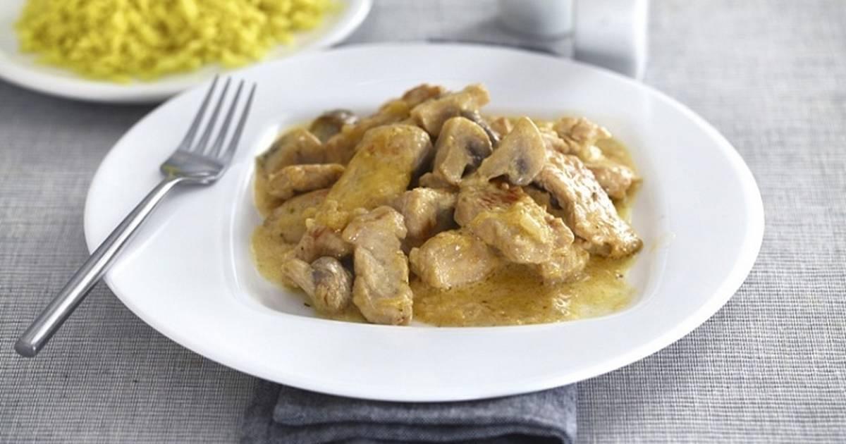 Филе бедра индейки рецепты как вкусно приготовить