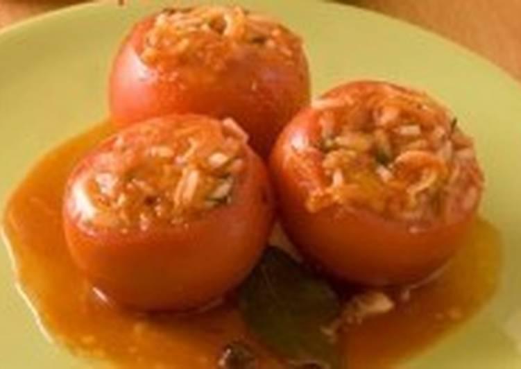 Фаршированные морковью консервированные помидоры