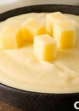 Чемква-сыр с кукурузной мукой