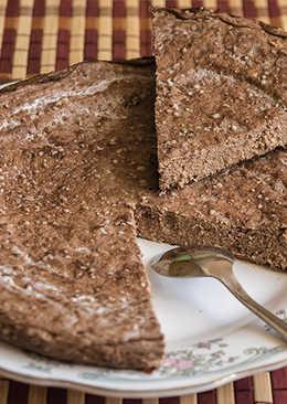 Десерт Для Похудения №22 Шоколадная Творожная Запеканка