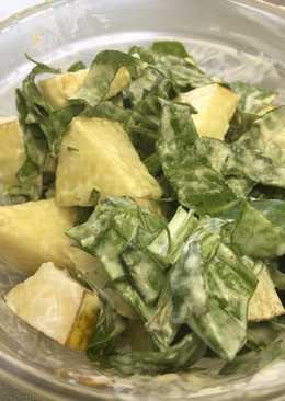 Салат с кислинкой
