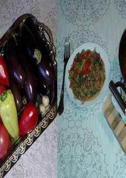 Овощной шашлык по-армянски