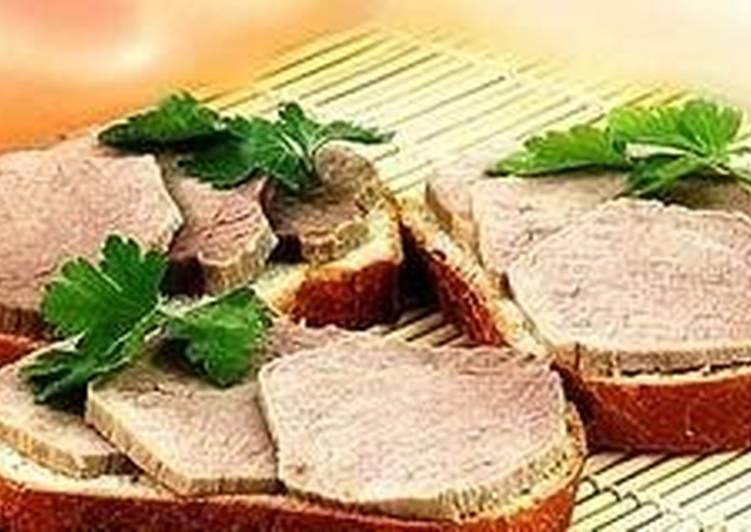 Бутерброды мясные
