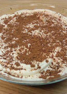 Простой десерт без выпечки, напоминающий пломбир