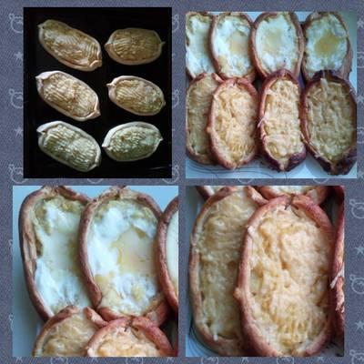Открытые пирожки #непп