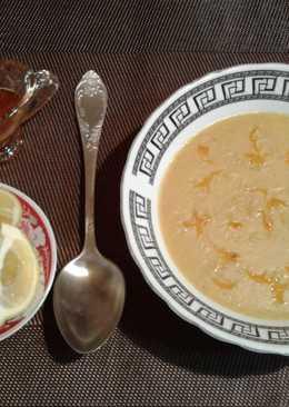 Суп крем - трапеза во время поста