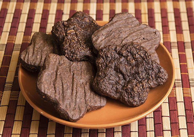Десерт Для Похудения №36 Шоколадные Овсяные Печенья