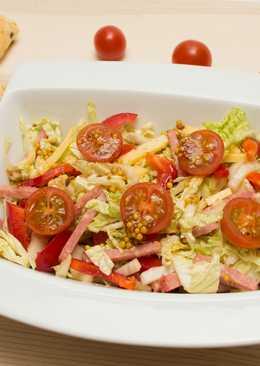 Салат с Изысканным Вкусом. Вся Фишка в Соусе