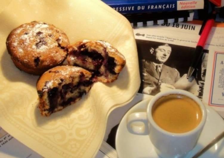 Французские кексы «Финансье»