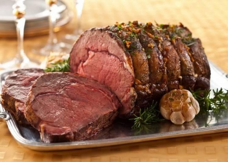 Праздничное мясо
