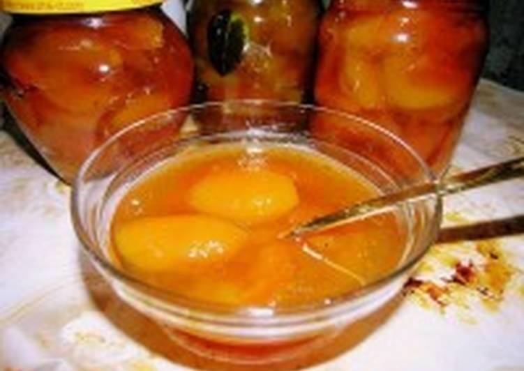 Фальшивое абрикосовое варенье