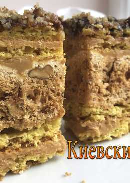 "Торт ""Киевский Хруст"""