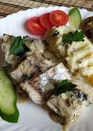 Русская кухня: Рыба варёная в белом вине (рецепт 1901 года)