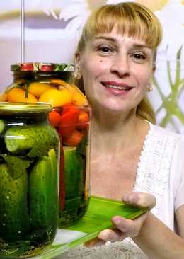 Рецепты Заготовки на зиму помидор и огурцов без стерилизации без уксуса