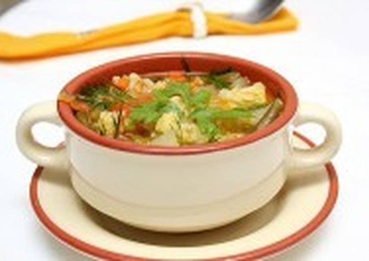 Овощной суп «Классический»