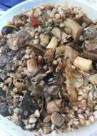 Греча с грибами #грибы#осень#Заготовки #
