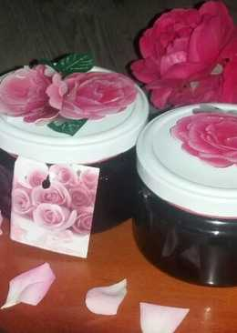 Варенье из лепестков роз и малины #чемпионатмира #россия