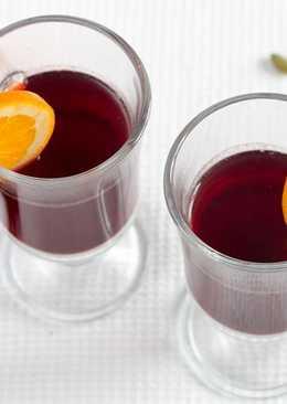 Рецепт вкусного глинтвейна в домашних условиях