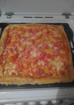 Ленивая пицца