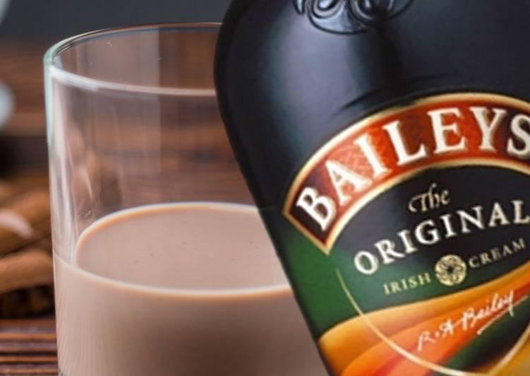 бейлиз рецепт водка сгущеное молоко эспрессо