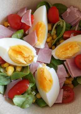 """""""Идеальный"""" салат"""