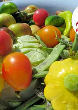 ТУРША-Квашеные овощи. Это просто бомба