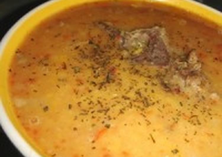 Суп из баранины по-турецки основное фото рецепта