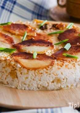 Вкусный картофель по-болгарски в мультиварке