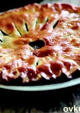 Обалденный Осетинский пирог