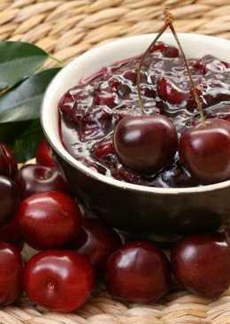 Как сварить вишневое варенье – оригинальные рецепты