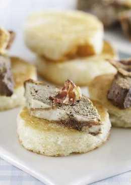 Французский паштет из говяжьей печенки в мультиварке
